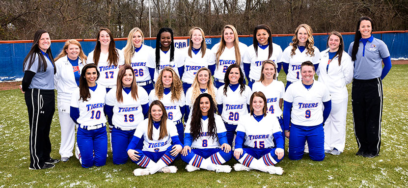 2015-2016 Softball team