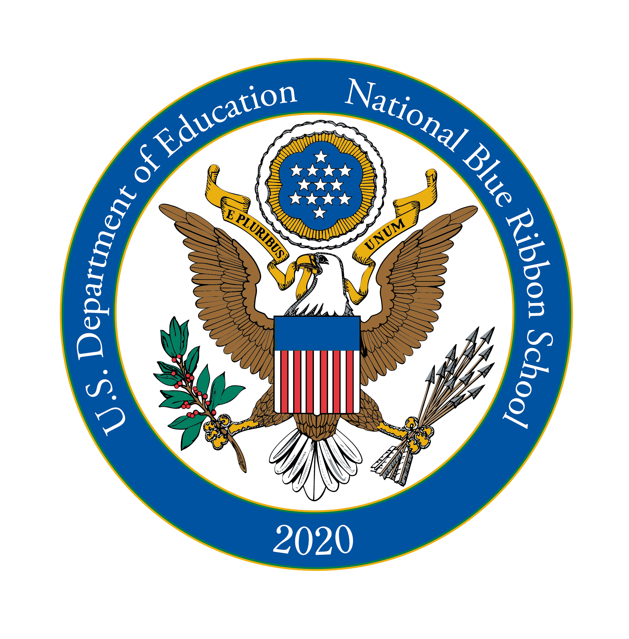 national blue ribbon school seal