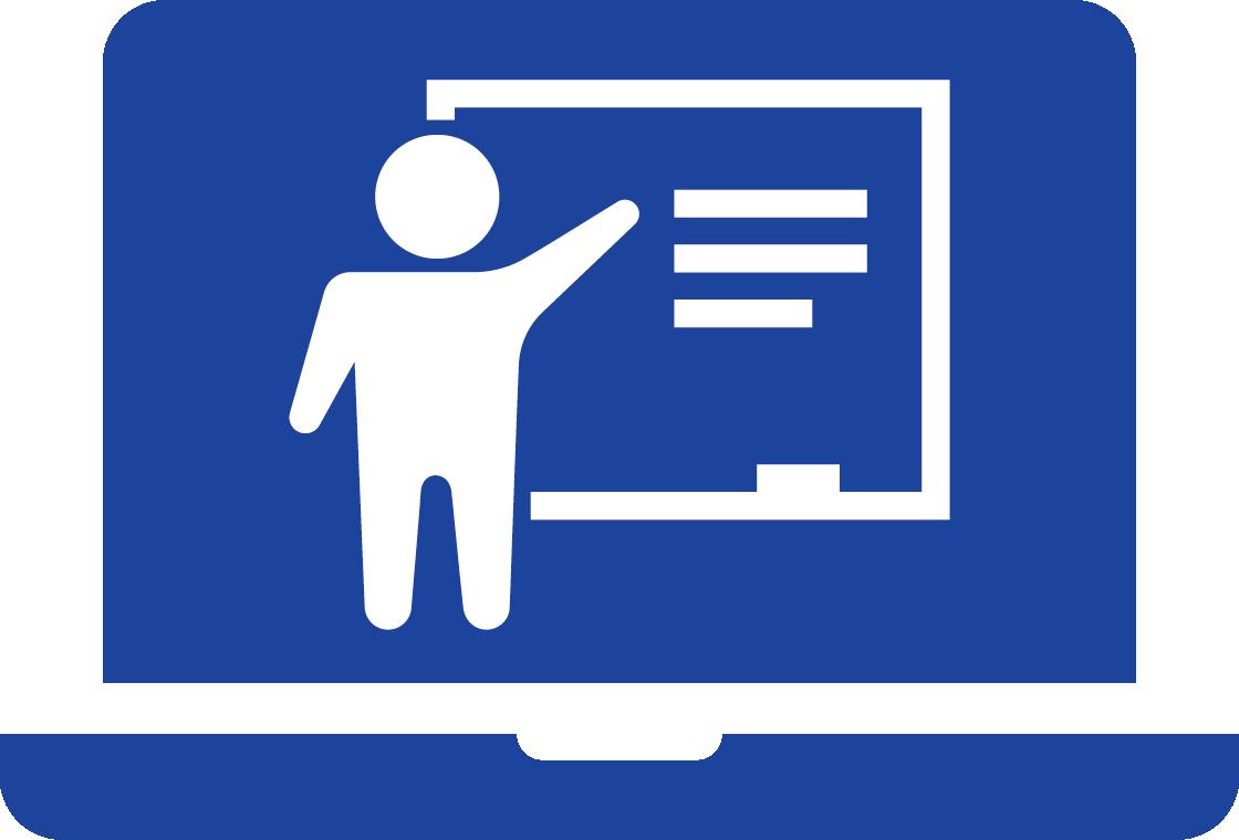 virtual class icon
