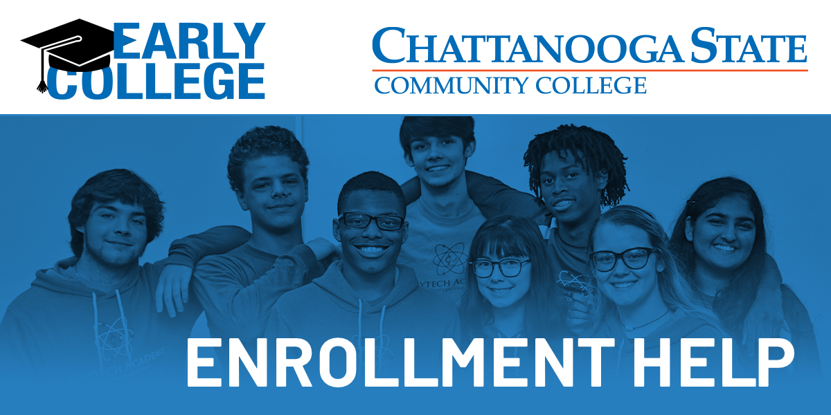 Early College Info Session banner