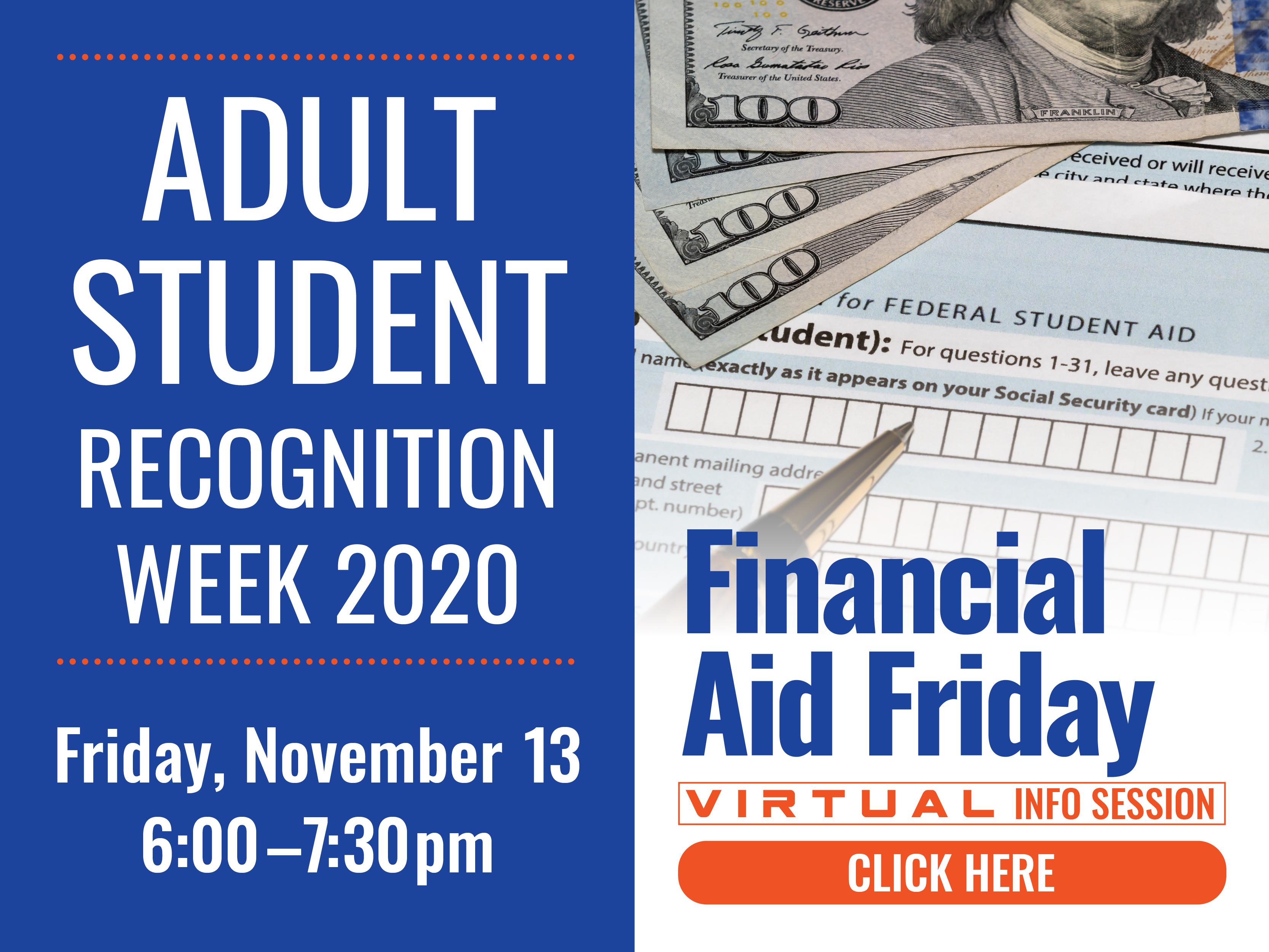 Financial Aid Friday