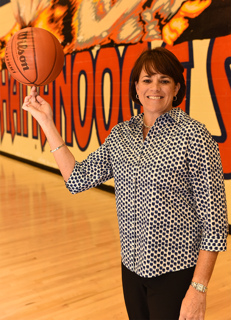 Women's Basketball Head Coach Stacey Franklin