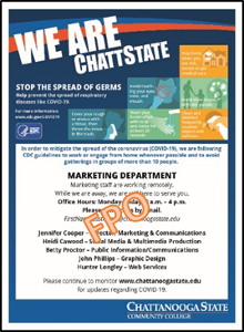 We Are ChattState poster