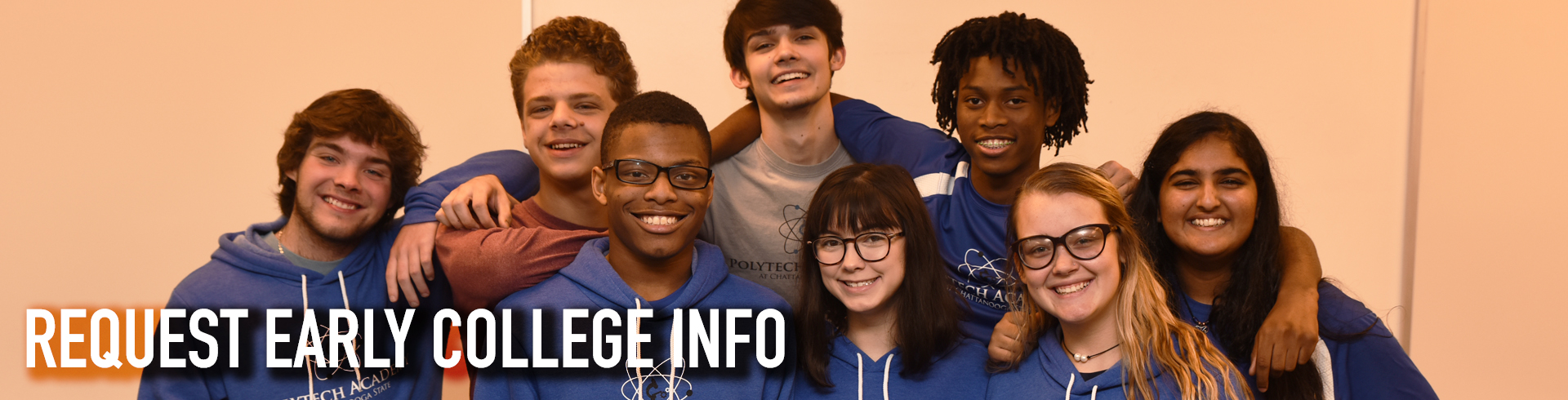 Early College request info banner