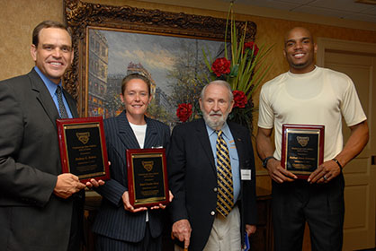 2010 Athletic Hall of Fame Inductees