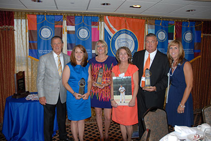 2013 Athletic Hall of Fame Inductees