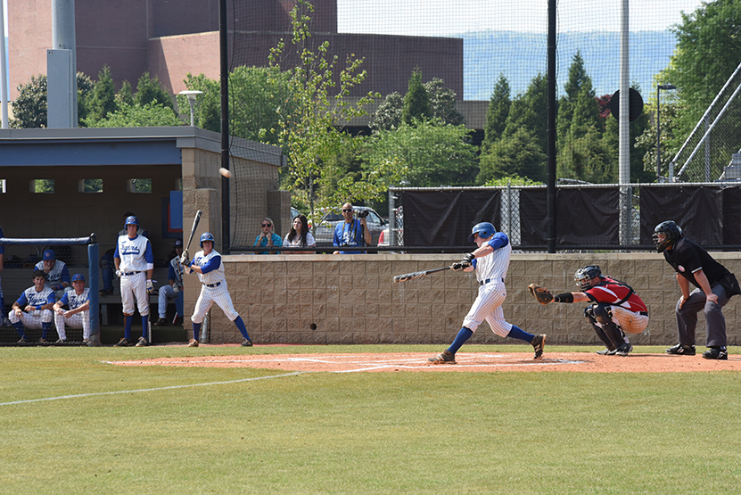 2015 TCCAA Baseball Tournament