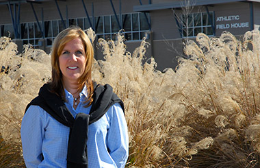 Athletic Director Kim W. Smith
