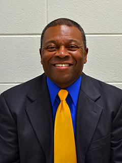 Volunteer Assistant Coach Michael Williams