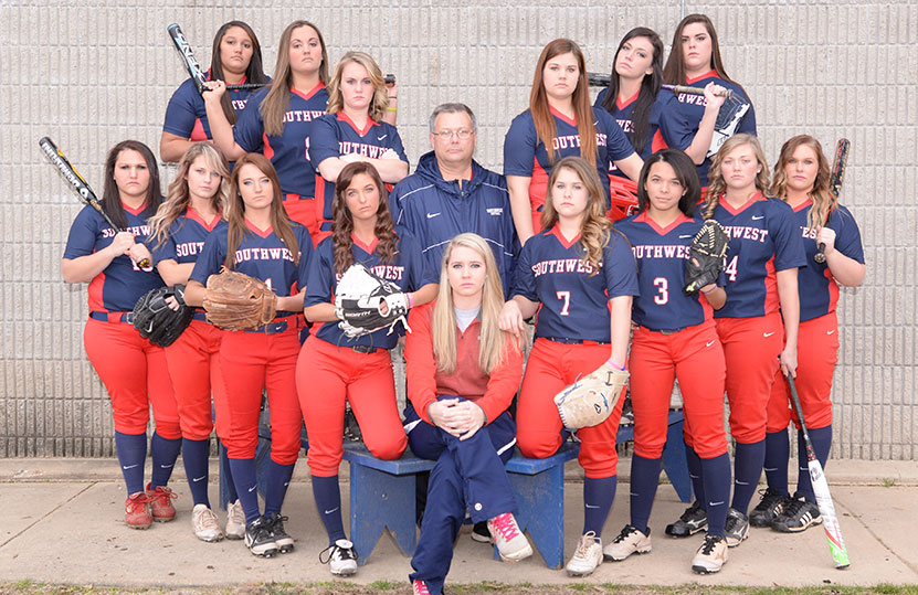Tccaa region vii baseball softball conference tournament 2015 softball roster softball team photo publicscrutiny Gallery