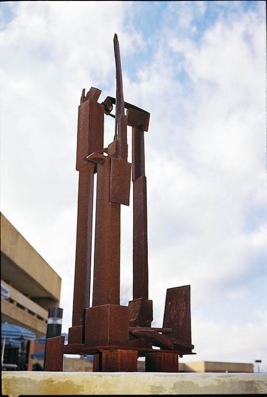 Big Table Sculpture