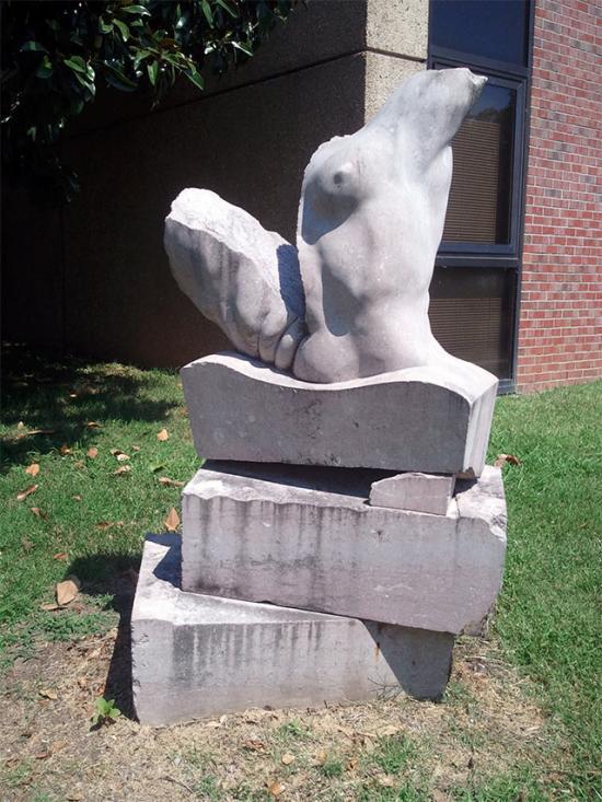 Lazarus and Persephone Sculpture