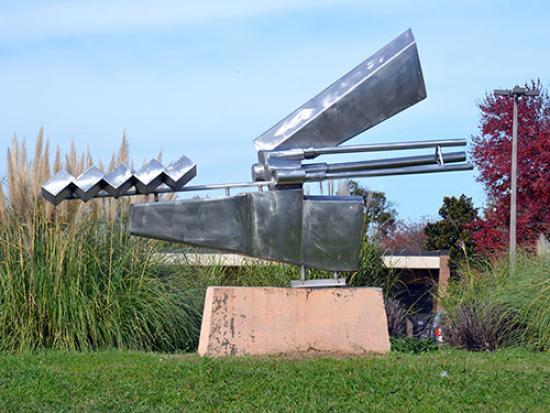 Receptor Series V Sculpture