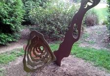 Squiggle Sculpture