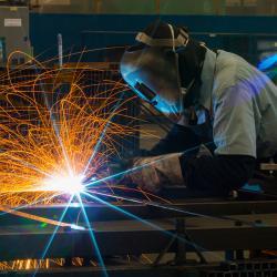 Photo of welder.