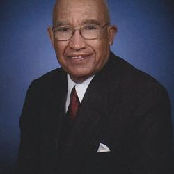 Dr. Floyd Eaves, retired founding faculty member