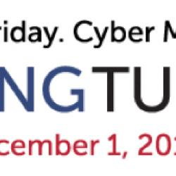 Giving Tuesday logo Dec 1, 2015