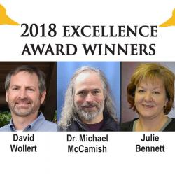 2018 excellence award winners