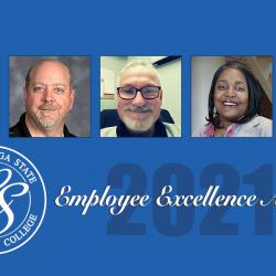 photos of the 5five 2021 employee excellence award winners