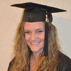 Grad on the Move, Lindsay Childers