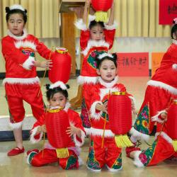chinese folk dance class