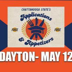 dayton name and date with established applications & appetizers art