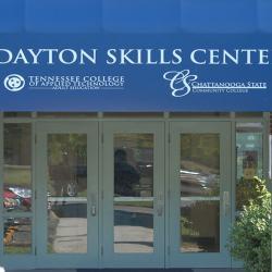 dayton site front entrance