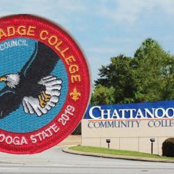 merit badge college