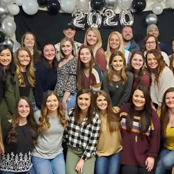 radiologic technology class of 2020 members