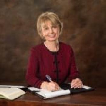 Dinner of Firsts logo and announcement of 2017 Date, Thursday evening, Nov. 16 at The Chattanoogan, a toast & roast honoring Patsy Hazlewood,event chair Reggie Piercy
