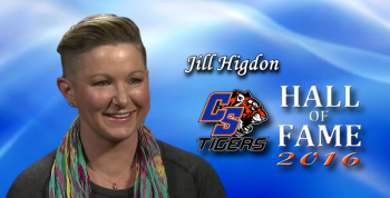 Photo of Jill Higdon, Chattanooga State Hall of Fame 2016 honoree