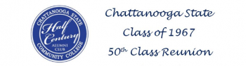 Chattanooga State Half Century Alumni Club Class of 1967