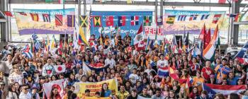 Culture Fest 2017 Large Group Photo