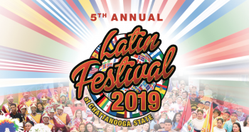 5th Annual Latin Festival at Chattanooga State