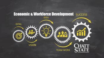 economic & workforce development flowchart to success