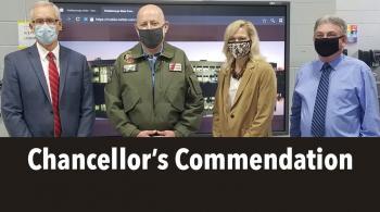 jack chislett awarded inaugural TBR chancellor's commendation for military veterans