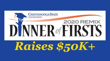 dinner of of firsts remix 2020 raised more than $50,000 for first in the family college student scholarships