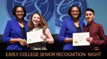 senior recognition