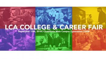 lea college and career fair