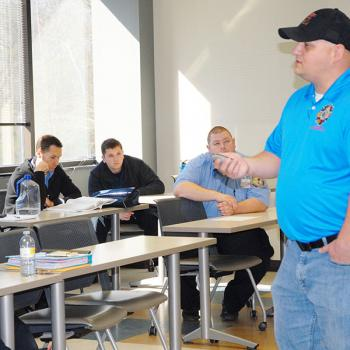 ems and paramedic classes