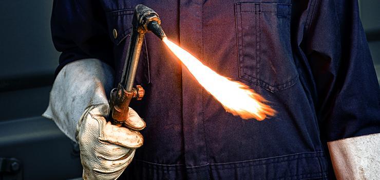 welding torch