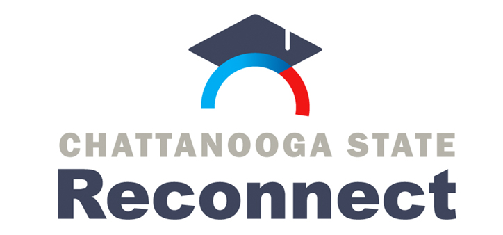 Chattanooga State TnReconnect Logo